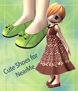 Ballerinas for NearMe 3D Figure Assets karanta