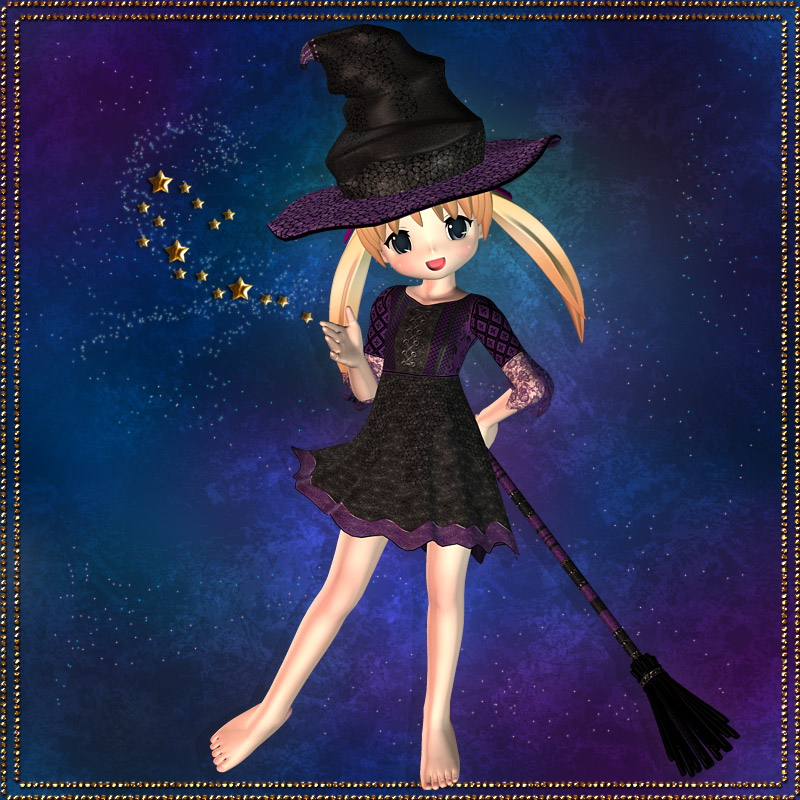 Little Witch for NearMe by karanta