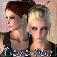 Diana Hair by Bice