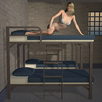 The Prison Dorm 3D Models Richabri