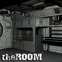 The Room 3D Models coflek-gnorg