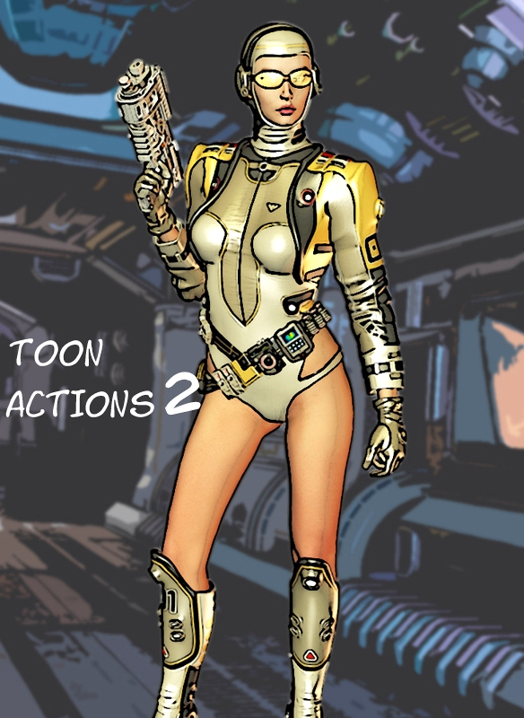 Toon Actions 2