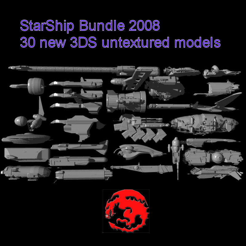 StarShip Bundle 2008