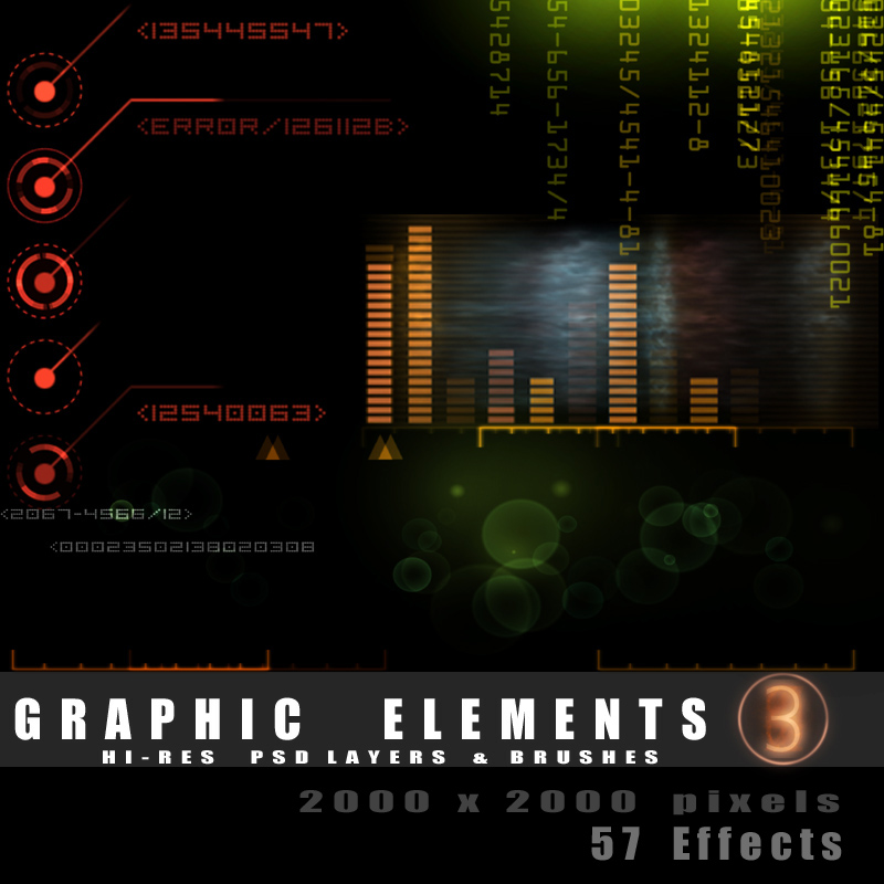 Graphic Elements 3