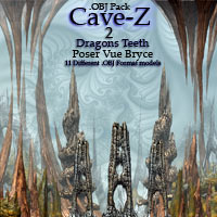 Cave-Z 2 Props/Scenes/Architecture Themed Poisen