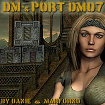 DM's Port DM07 3D Figure Essentials 3D Models Danie