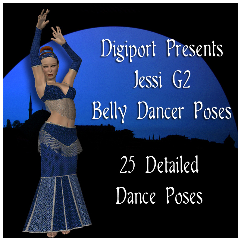 Belly Dance Bvh Files For Daz