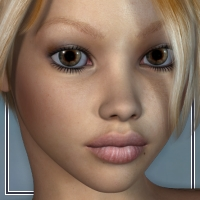 Leeta for V4  3D Figure Essentials Thorne