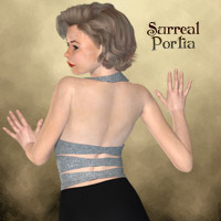 Surreal : Portia  surreality