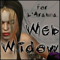 Web Widow   -Wolfie-