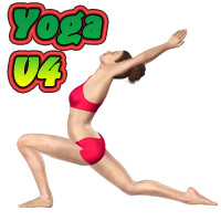 Yoga Poses for Victoria 4 Software Themed Poses/Expressions KarenJ