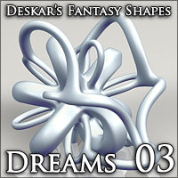 Deskar - Fantasy Shapes - Dreams 03   Deskar