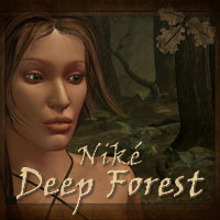 Nik: Deep Forest 3D Figure Essentials 3D Models vikike176