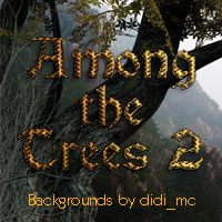 Among the Trees 2 3D Models 2D didi_mc