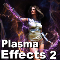 Plasma Effects 2 3D Models 2D Graphics designfera