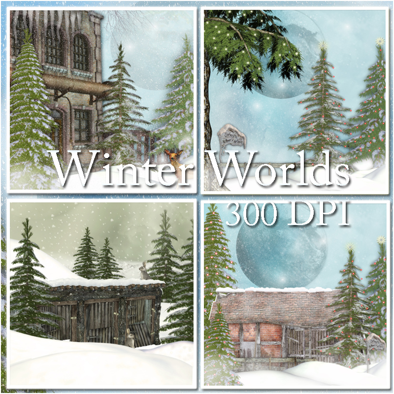 Winter Worlds by Makena
