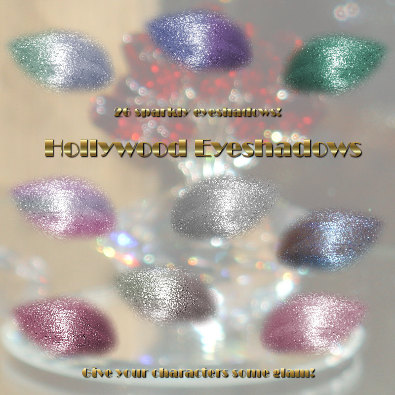 Hollywood Eyeshadows