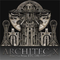 Architec-X 3D Models Poisen