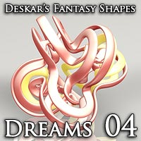 Deskar - Fantasy Shapes - Dreams 04  Deskar
