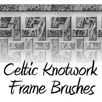 Celtic Knot Frames & Bars  by Kendra