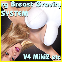 rg Breast Gravity System by roogna