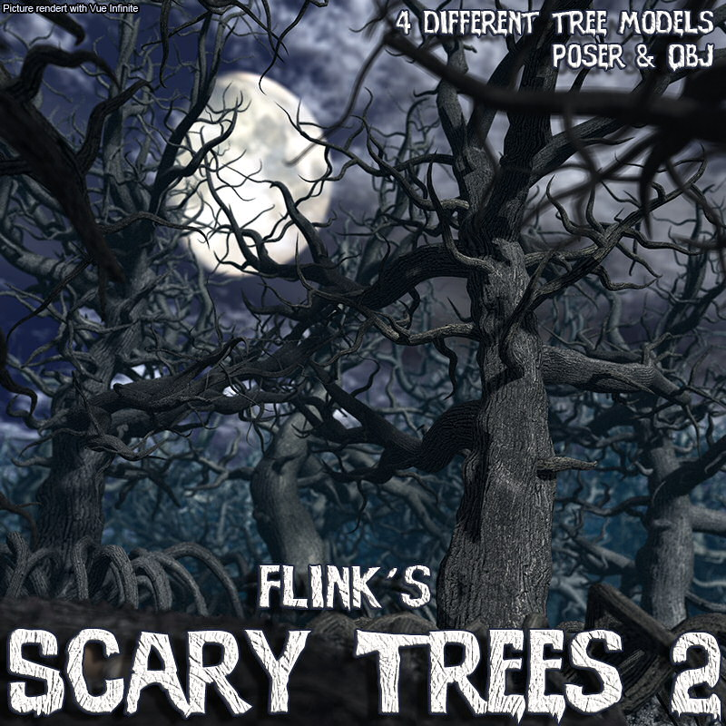 Flinks Scary Trees 2
