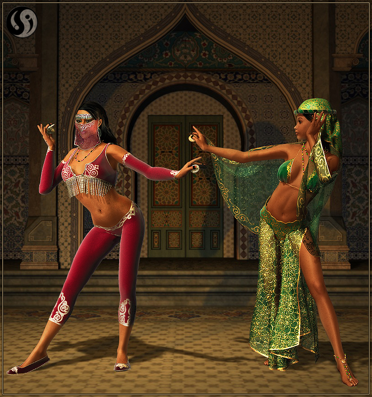 Agrabah Nights: BellyDance Colors