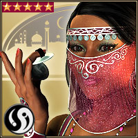 Agrabah Nights: BellyDance Colors 3D Figure Essentials CJ-studio