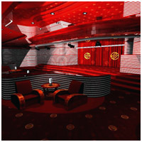 Stylish Lounge (Poser & Vue) Props/Scenes/Architecture Themed RPublishing