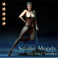 Studio Moods for DS Props/Scenes/Architecture Software SaintFox