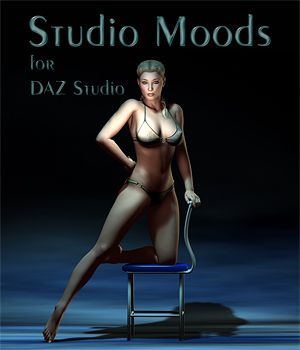 Studio Moods for DS 3D Lighting : Cameras SaintFox