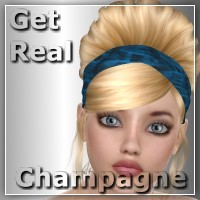 Get Real for Champagne Hair  chrislenn