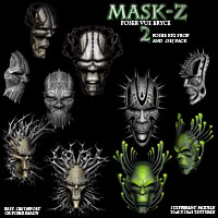 Mask-Z 2 Props/Scenes/Architecture Themed Poisen