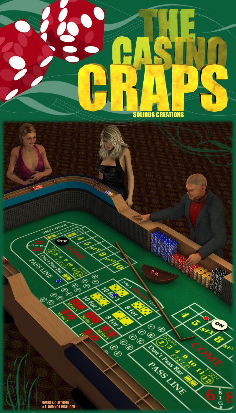 The Casino - Craps