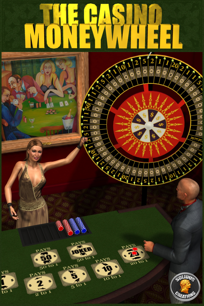 The Casino - Money Wheel