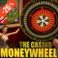 The Casino - Money Wheel 3D Models SolidusSoft