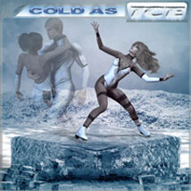 Cold As Ice 3D Figure Essentials 3D Models 2D ilona