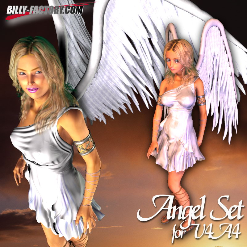 Angel Set for V4&A4