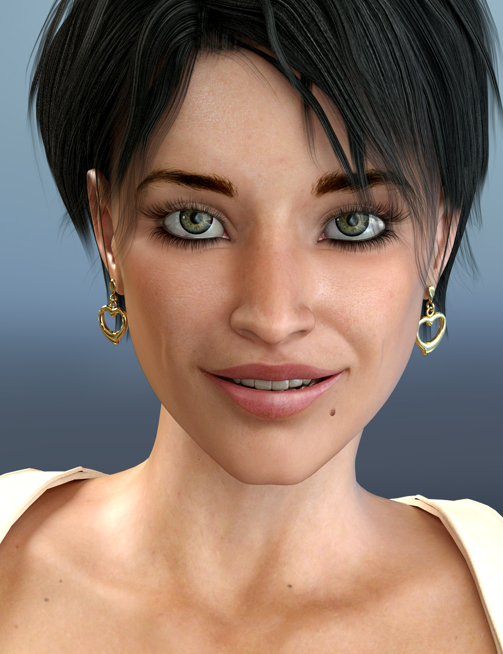 Nuria for V4 by Virtual_World