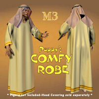 M3 Comfy Robe Themed Clothing pappy411