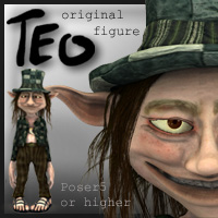 Teo  by Nursoda