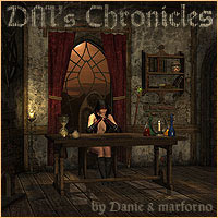DM's Chronicles 3D Models 3D Figure Essentials Danie