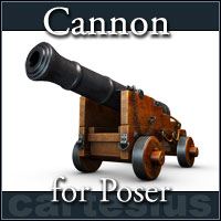 Cannon by cartesius
