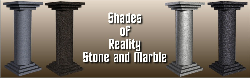 Shades of Reality - Stone and Marble Materials