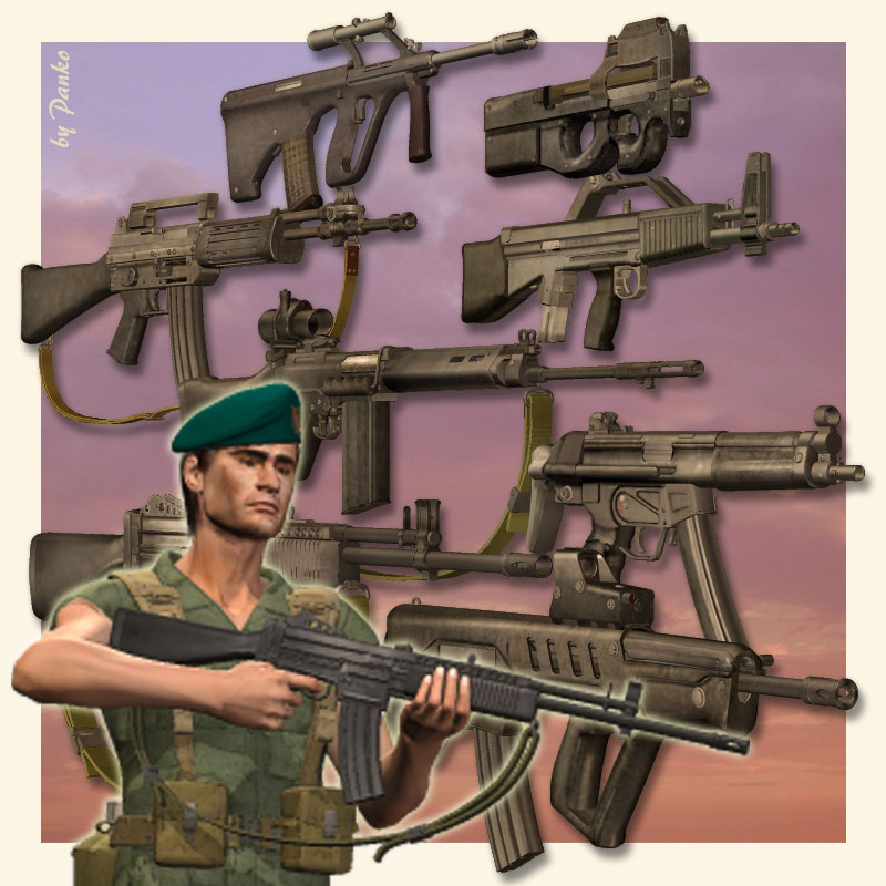 Assault Weapons_4 by panko