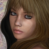 Tanith for V4 3D Figure Essentials Thorne