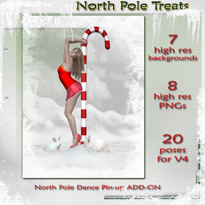 North Pole Treats