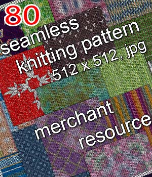 Knittings 5 - A Merchant Resource 2D Graphics Merchant Resources karanta