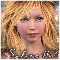 Selene Hair 3D Figure Essentials Mairy