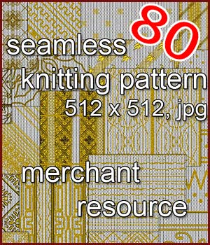 Knittings Vol. 6 - A Merchant Resource 2D Graphics Merchant Resources karanta